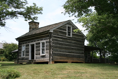 Cordell Hull Birthplace State Park, Byrdstown, Pickett County, Tennessee