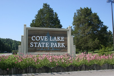 Cove Lake State Park, Caryville, Campbell County, Tennessee