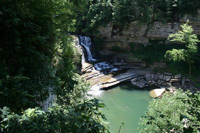 Cummins Falls State Park, Jackson County, Tennessee, near Cookeville, Putnam County