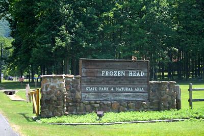 Frozen Head State Park, Wartburg, Tennessee