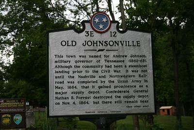 Johnsonville State Historic Park, New Johnsonville, Humphreys County, Tennessee