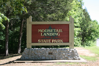 Mousetail Landing State Park, Linden, Perry County, Tennessee