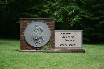 Nathan Bedford Forest State Park, Eva, Benton County, Tennessee