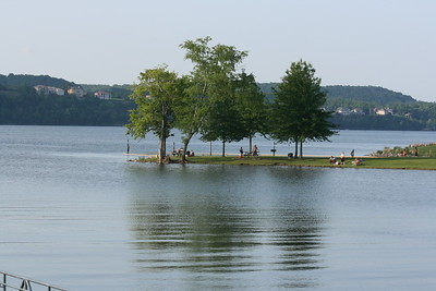 Pickwick Landing State Park, Hardin County, Tennessee near Counce, TN