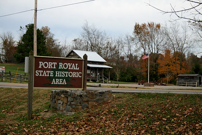 Port Royal State Park & Trail of Tears, Adams, Tennessee near Clarksville