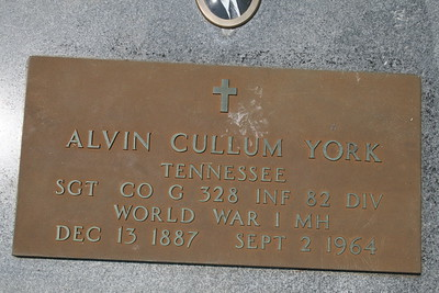 Sgt. Alvin C. York State Historic Park, Pall Mall, Tennessee
