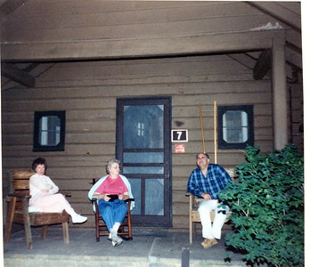 1990 Divorce Recovery Retreat