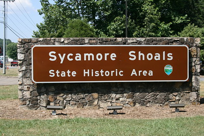 Sycamore Shoals State Park, Elizabethton, Tennessee