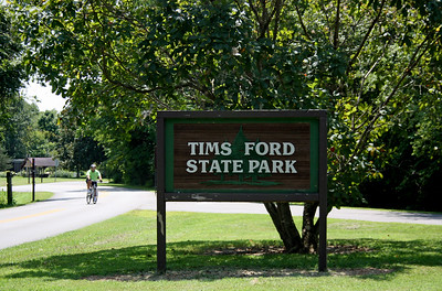 Tims Ford State Rustic Park, Franklin County, Tennessee near Winchester