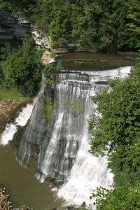 Burgess Big Falls