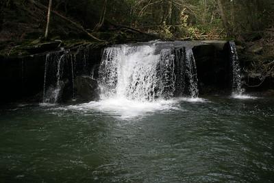 Hanes Hole Falls