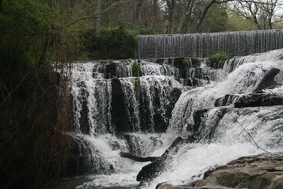 Falls Mill Waterfalls