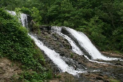 David Crockett Waterfall