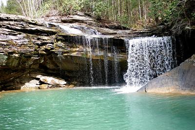 Possum Creek Waterfall