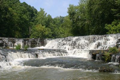 Burgess Upper Falls