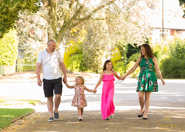 A Walk in the Park, Staffordshire Family photography