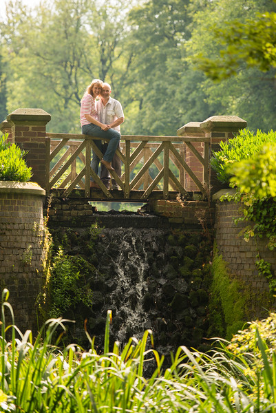 Sam and  Paul's Pre-wedding Photography, Longton  Park, Staffordshire.
