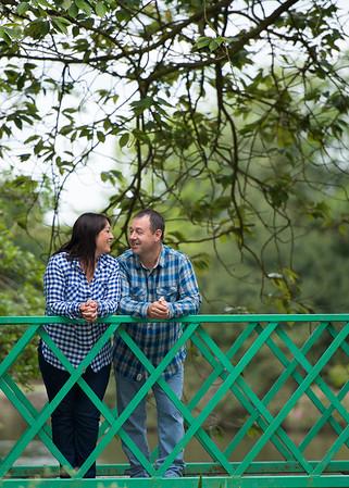 Pre-wedding photography, Longton Park, Stoke on Trent, Staffordshire