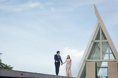 Pre-wedding | Austin + Kelly in Bali