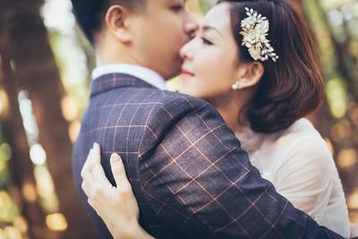 Pre-wedding | Derek + Doris