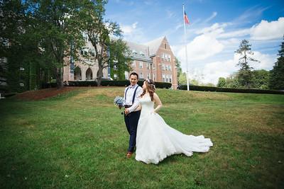 Pre-wedding | Kevin + Katie in Boston, U.S.A., 2015