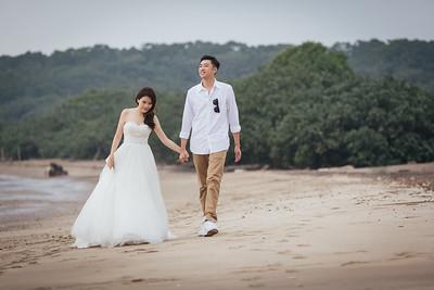 Pre-wedding | Matthew+Gina