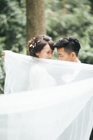 Pre-wedding | Ming-han + Yu-pei