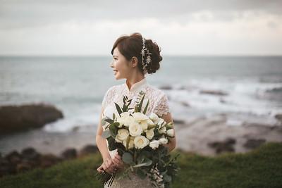 Pre-wedding | Vincent + 可