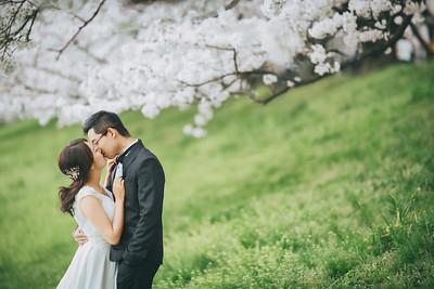 Pre-wedding | Olivia + Allen in Kyoto