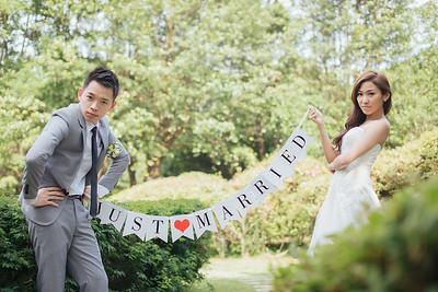 Pre-wedding | Patrick + Claire