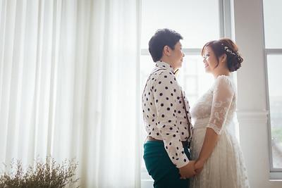 Pre-wedding | Q + Mindy