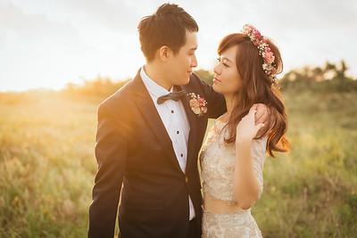 Pre-wedding | Sean + Winnie
