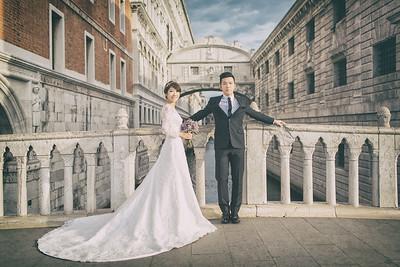 Pre-wedding | Stephen + Lesley in Italy