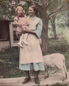 Laveta & Grandma Elliot