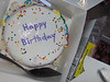 Logan's birthday cake