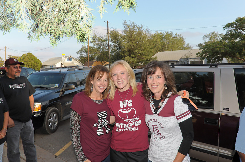 Homecoming Tailgating 9-16-2011