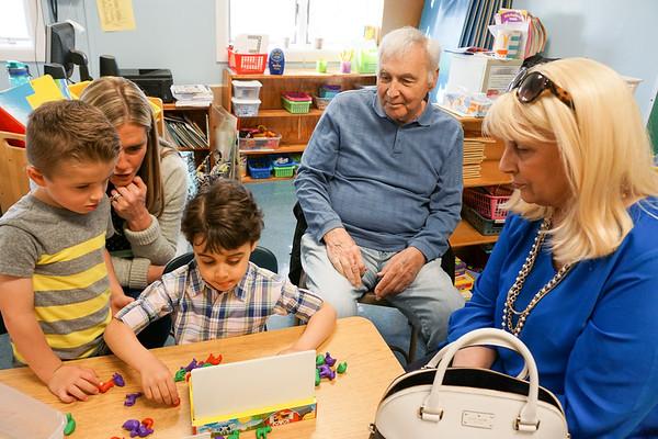 PreK & Kindergarten Grandparents & Special Friends Day