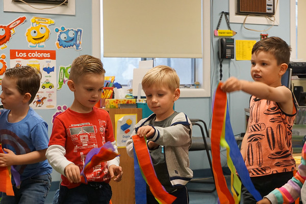 PreK Rainbow Celebration