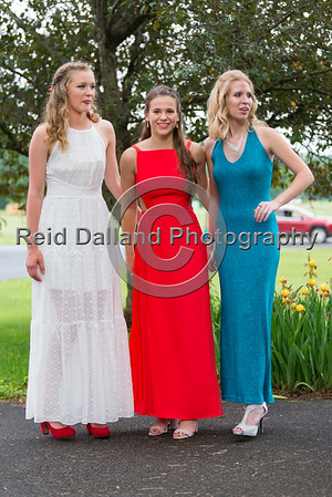 Rondout Valley High School Senior Prom 2016