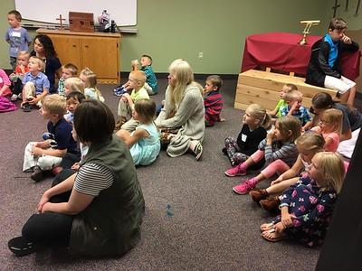 Preschool/Kindergarten Photos