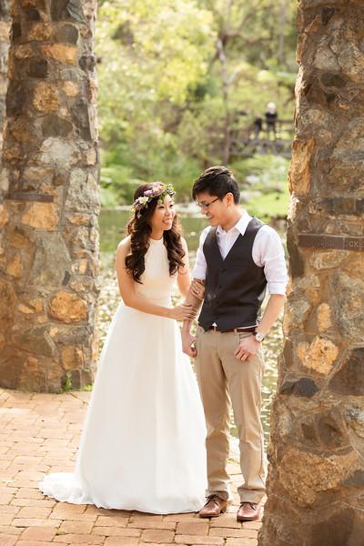Beron + Zixin's Pre-Wedding Photos