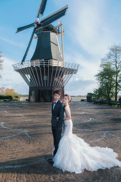 Amsterdan Pre-wedding