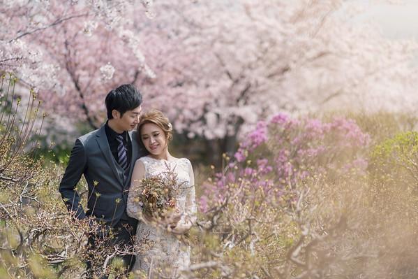 Miller 北海道Pre-wedding
