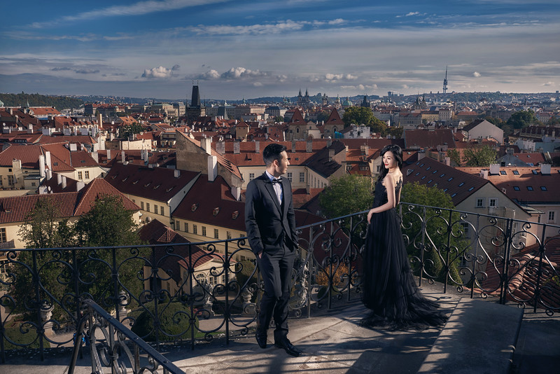 自婚婚紗,自主婚紗,婚攝omer,pregue pre-wedding,布拉格海外婚紗