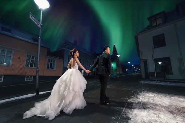 Juila ICELAND Pre-wedding
