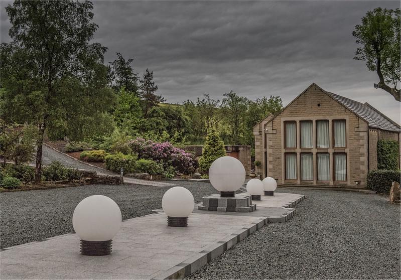 0001 - Yorkshire Wedding Photographer - Saddleworth Hotel -
