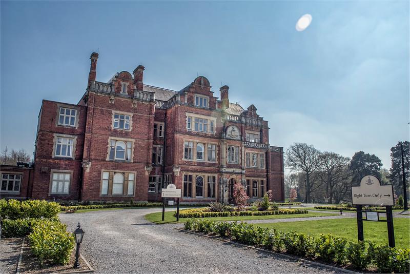 0001 - Yorkshire Wedding Photographer I Rossington Hall Wedding Photography-