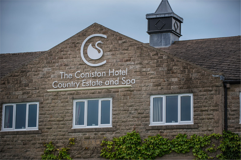0001 - Yorkshire Photographer - Coniston Hotel Engagement Photography -