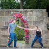 0015 - Wedding Photographer Yorkshire - Rogerthorpe Manor Engagement Photography -