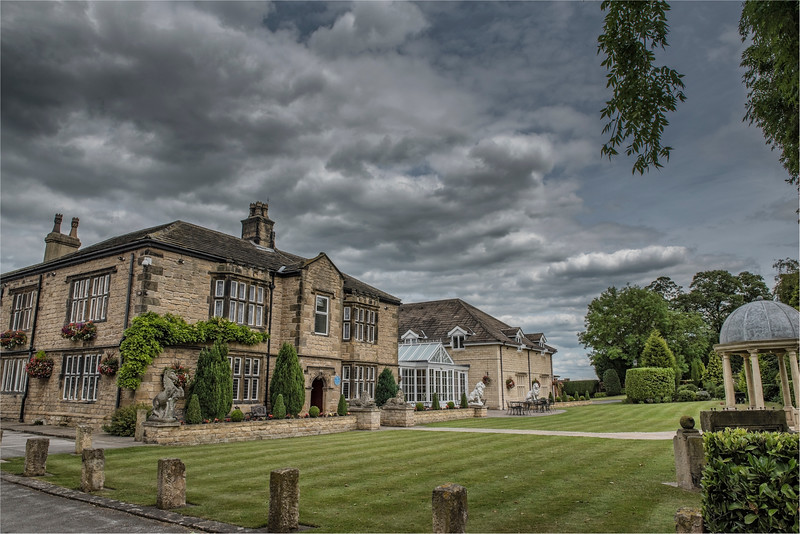 0001 - Wedding Photographer Yorkshire - Rogerthorpe Manor Engagement Photography -